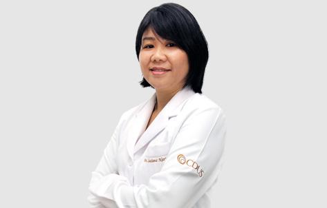 Dra. Luciana Satiê Narita